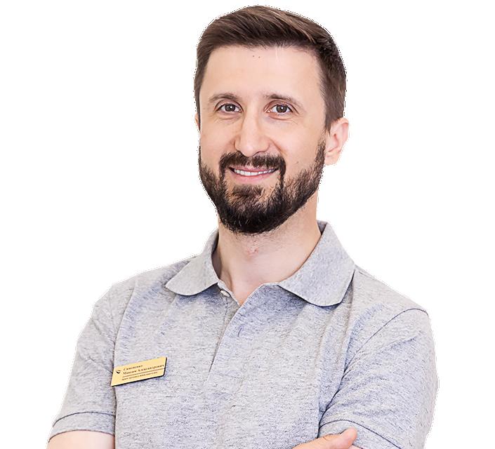 Симоненко Максим Александрович Галерея Улыбок имплантация зубы за один день all on 4