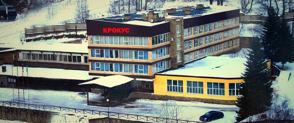 Апарт отель Вершина Домбай